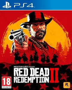 Red Dead Redemption 2 voor PS4