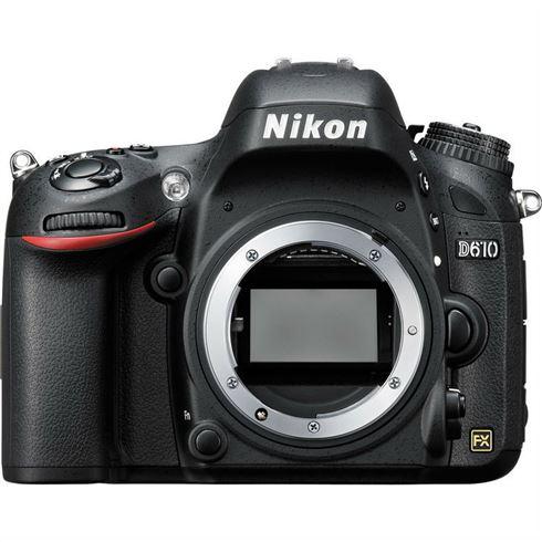 Nikon D610 body, normaal €1299, nu €999!