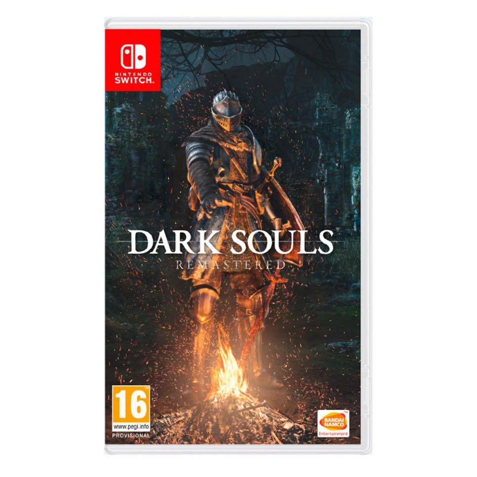 Dark Souls Remastered voor Switch