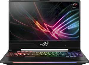 Gaming laptop met 144Hz scherm - Asus ROG Strix GL504GS-ES056T