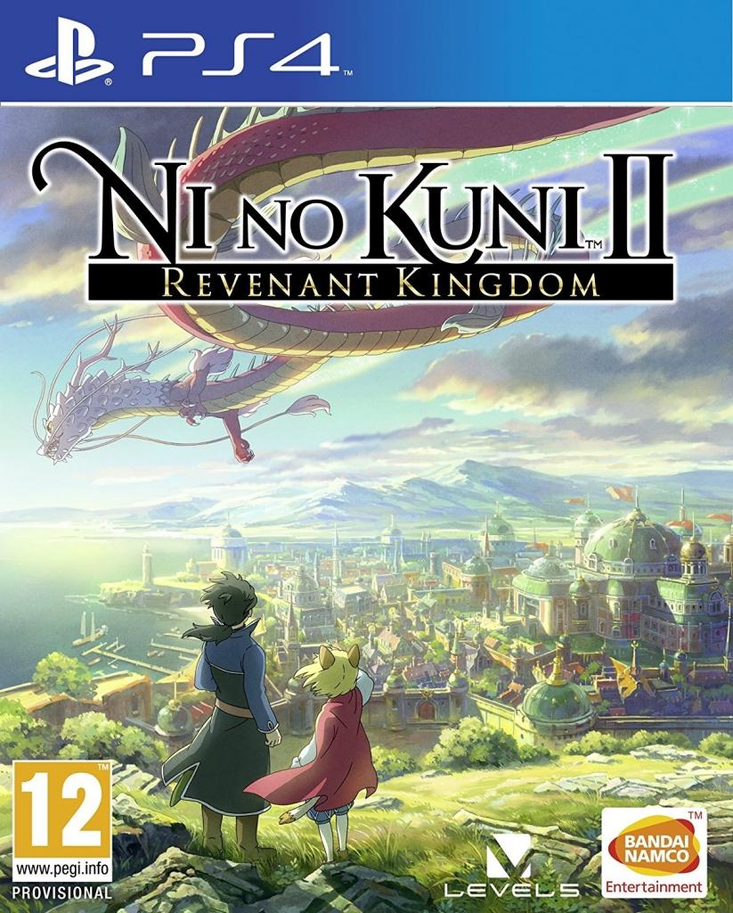 Ni No Kuni II: Revenant Kingdom voor €12 @Nedgame