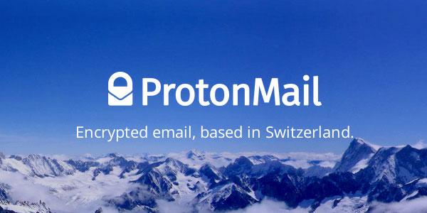 50% korting Protonmail Plus en Protonmail Plus + ProtonVPN Plus op tweejarig abonnement