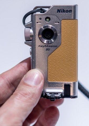 Nikon Keymission camera 80, voor 79 euro @MediaMarkt, normaal 149 euro.