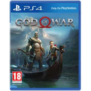 God of War (PS4) voor €24,95 @ Intertoys