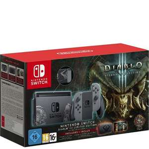 Nintendo Switch Console Diablo III Eternal Collection Bundel