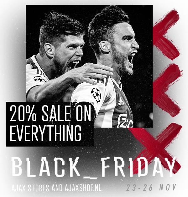 20% korting Ajax.nl