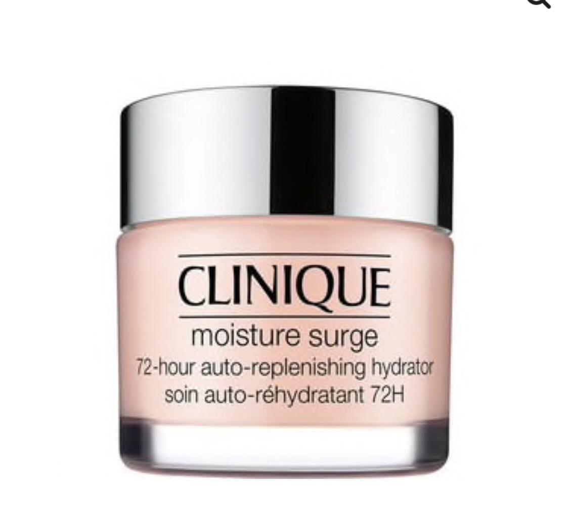 Clinique Moisture Surge 75ML maar €25!