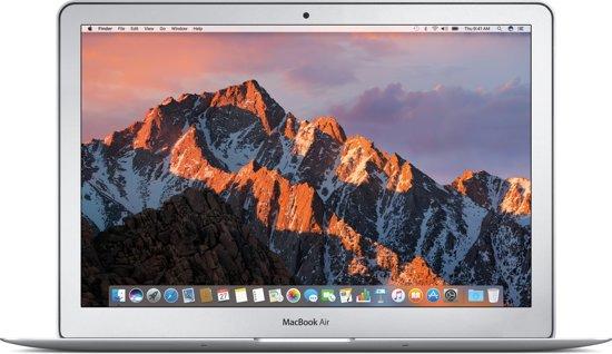 Apple Macbook Air (2017) beste prijs op dit moment tijdens Black Friday