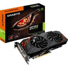 Gigabyte GeForce GTX 1070 WINDFORCE OC 8GB (rev. 2.0)