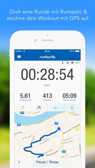 [UPDATE] Gratis app Runtastic PRO t.w.v. €4,99 @ App Store