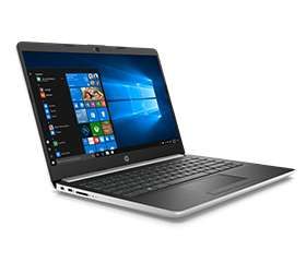 "HP 14"" Laptop met i3 processor"