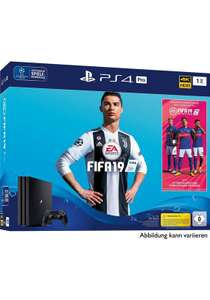 PlayStation 4 Pro 1TB + FIFA 19 voor €348,94 @ Otto