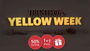 Jumbo's Yellow Week