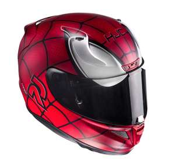 [Black Friday] 50% korting HJC R-PHA 11 Spiderman Integraal helm