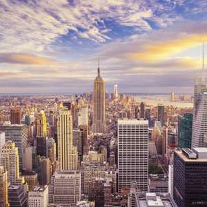 Vliegtickets: Direct retour New York voor €266,31 @ Norwegian.com