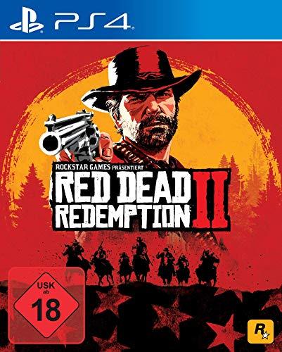 Red Dead Redemption 2 (PS4) voor €47,59 @ Amazon.de