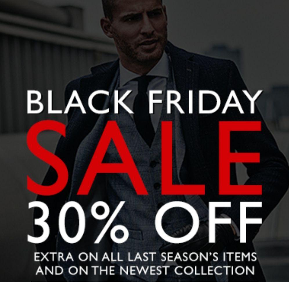 [Black Friday] 30% korting op de gehele collectie @ Van Gils