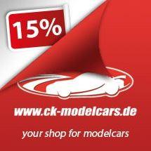 T/m maandag 15% korting op alles - Black Friday / Cyber Monday @Ck-Modelcars