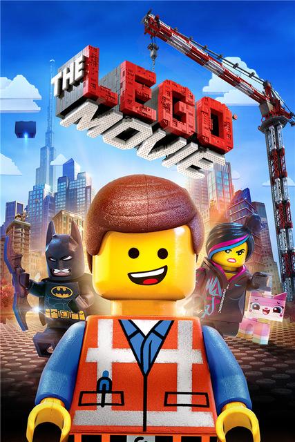 The LEGO Movie (1080p) alleen vandaag gratis te zien @ Youtube