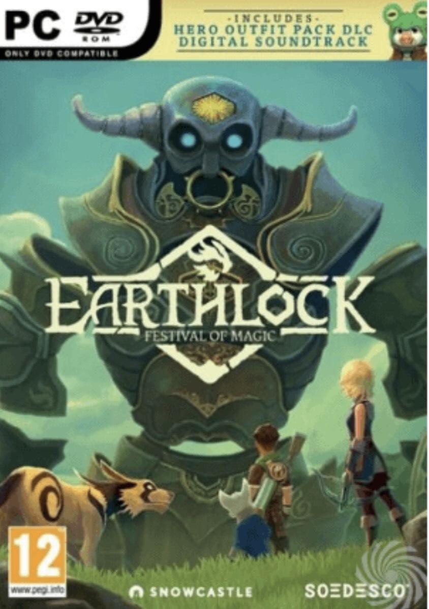 Earthlock: Festival of Magic PC game @Mediamarkt