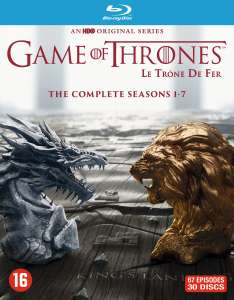 DVD & Blu-Ray boxsets deals - Game of Thrones Seizoen 1 t/m 7 BLU-RAY