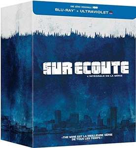 The Wire Compleet Bluray S1-5