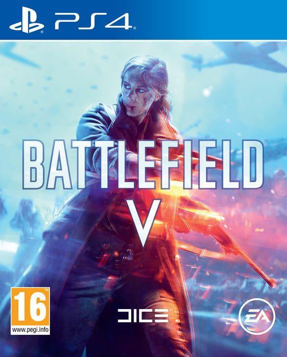 Battlefield 5 (nordic) PS4