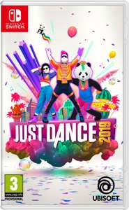 Nintendo Switch Just Dance 2019 - Bol.com (Normaal 60,-)
