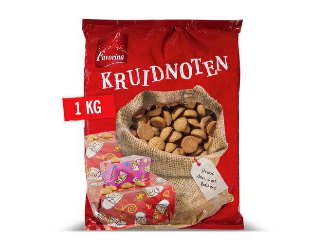 1 kilo kruidnoten @lidl