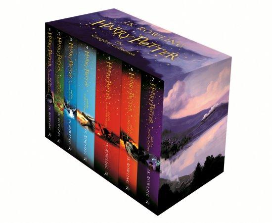 Complete Harry Potter boxset voor maar 39,09 bij Bol.com!