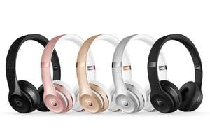 Beats Solo3 Wireless Zwart, Goud & Roze @ Amazon.de