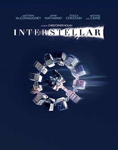 Amazon - Interstellar Iconic Moments Steelbook (exklusiv bei Amazon.de) [Blu-ray] EUR 9,97