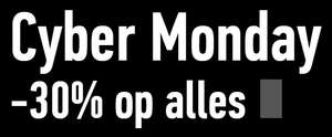 Cyber Monday: 30% korting op alles @ Mango
