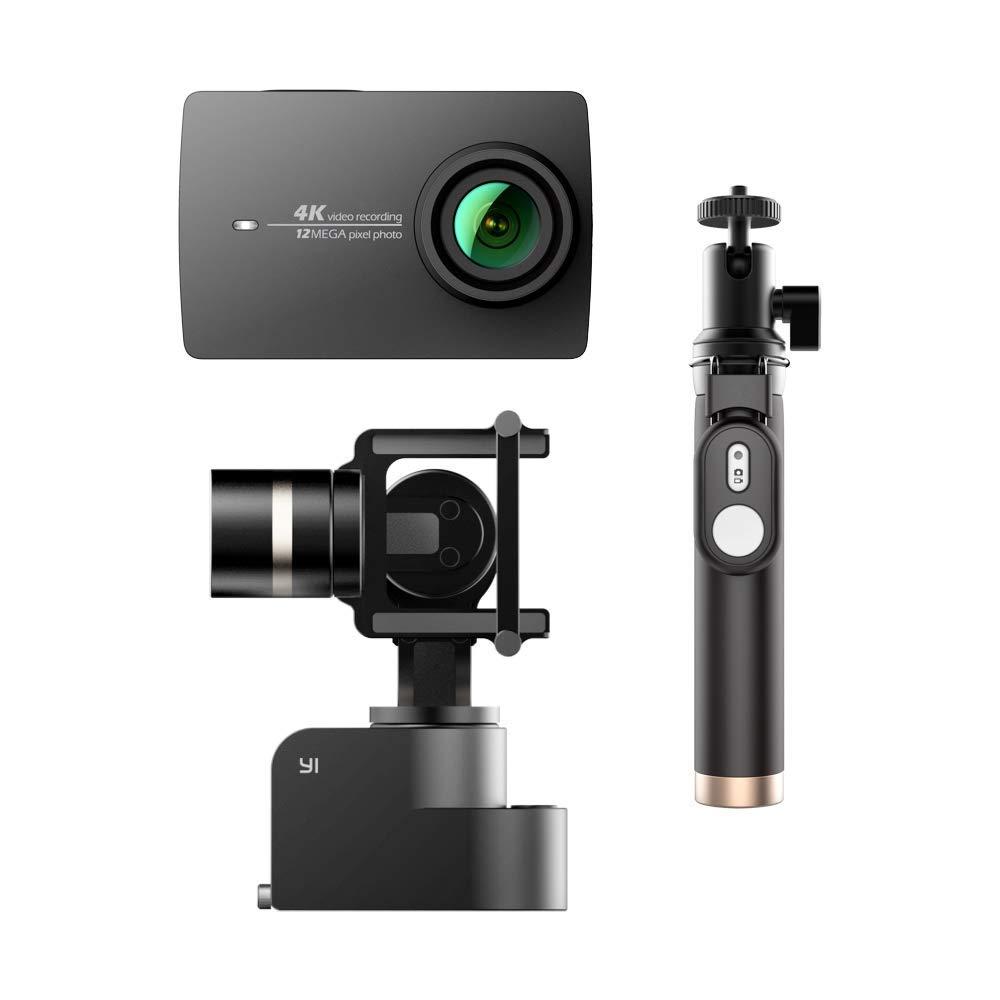 Yi Action camera deals, Yi 4K+ voor 160,99 / Yi 4K voor 89,99