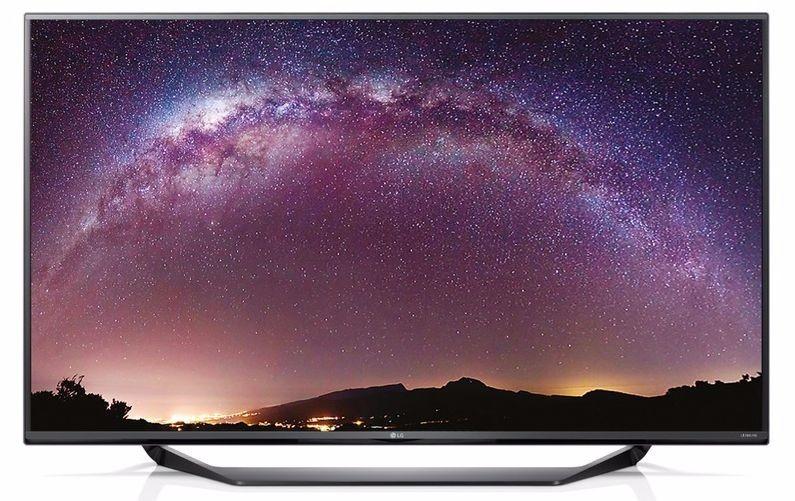 LG 43UF675V Ultra-HD LED tv voor €570 @ Klein