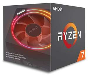 AMD Ryzen 7 2700X Processor @ Amazon US voor €294.92