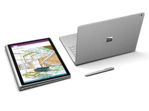 Microsoft Surface Book Core I5 - 8GB - 256GB - Qwerty - Windows Pro [Cyber Monday]