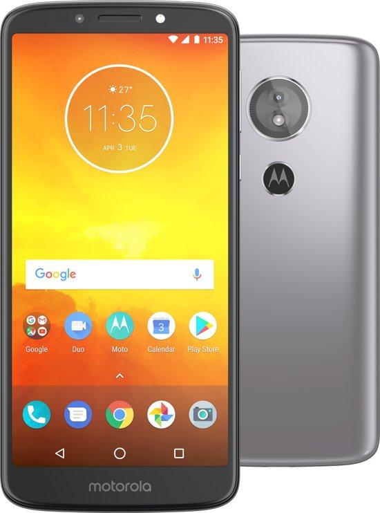 Motorola Moto E5 Dual-sim smartphone voor €99 @ Bol.com