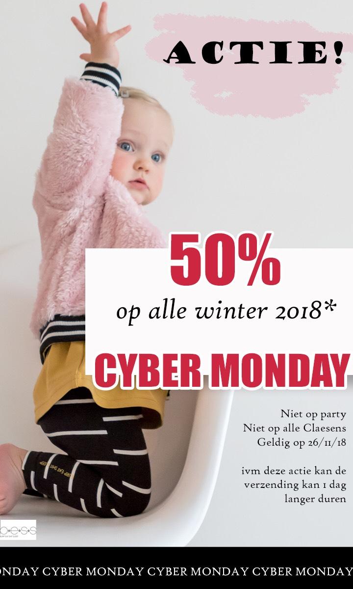 50% korting op veel winter kinderkleding bij HUMMBEE [CYBER MONDAY]