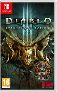 Diablo 3 Eternal Collection (Nintendo Switch) voor €35 @ Bol.com