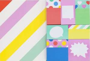 7-pak sticky notes/ 8-pak sticky notes