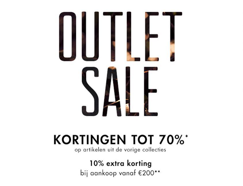 Outlet sale tot -70% + 10% extra (va €200) + gratis verzending @ IKKS