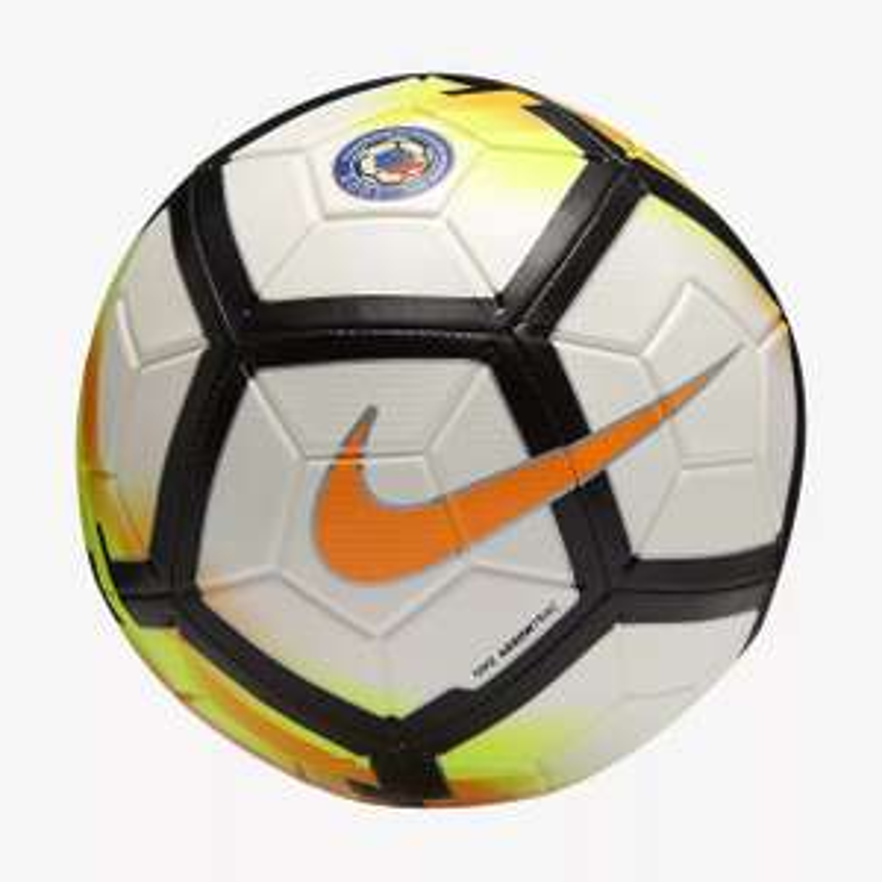 Nike voetbal. 12.47 ipv 25 euro