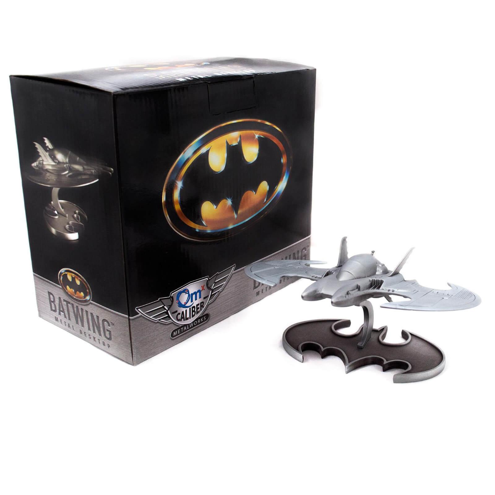 Quantum Mechanix DC Comics 1989 Batwing Metalen Replica voor €16,99 @ Zavvi