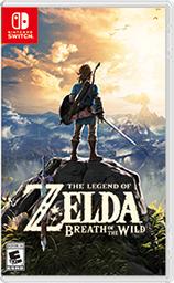 Legend of Zelda: BotW voor 37,74 @ nintendo zuid afrika