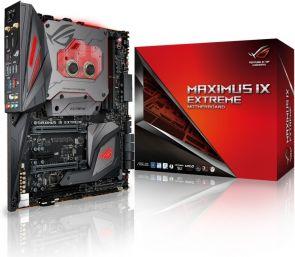 Asus ROG Maximus IX Extreme Moederbord voor €153,95 @ SiComputers