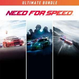 Need for Speed ultimate bundle PS4