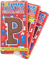 Tony Chocolonely e.a. met korting