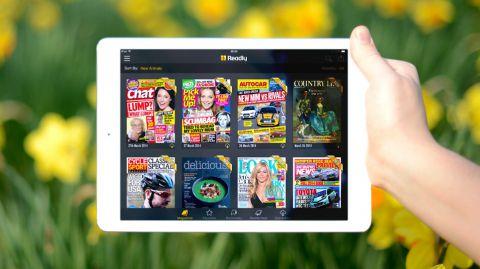 3 maanden Readly uitproberen (digitale tijdschriften)