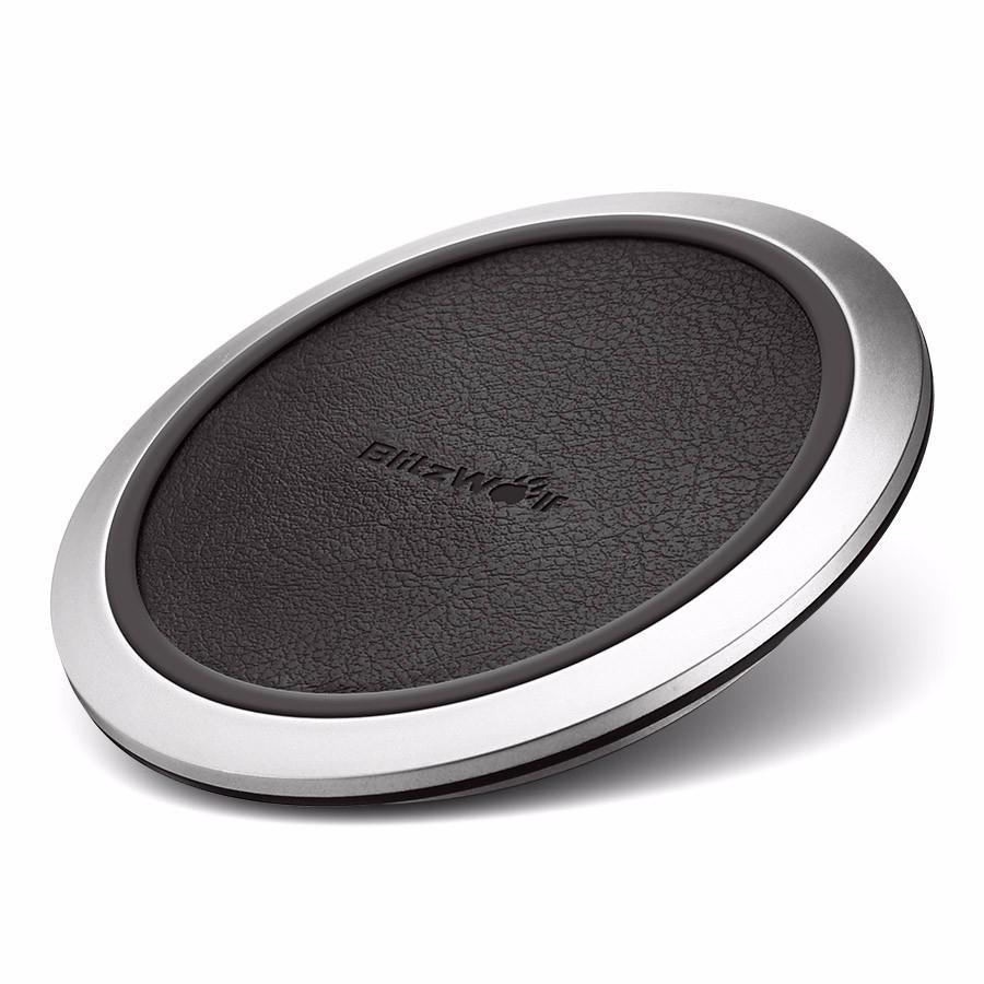 BlitzWolf draadloze oplader voor o.a. Samsung S8 /  S8 plus / iPhone 8 (plus) voor €8,87